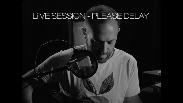 Live Session - Please Delay